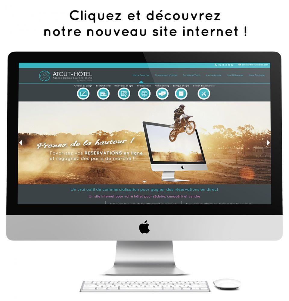 Cr er un site pour un hotel ou refonte du site de votre h tel for Site hotel en ligne